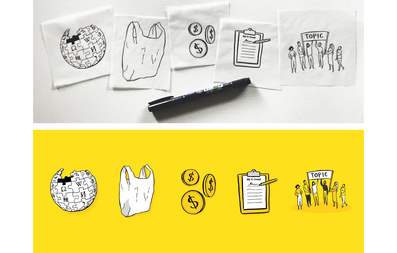 Brand-Illustrations